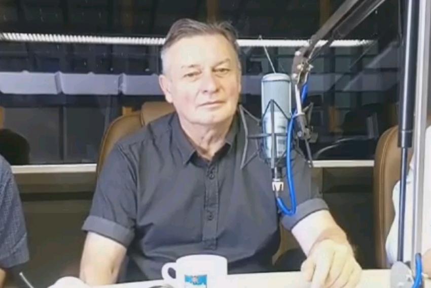 14.07.2020 - Gościem Radia Nysa był Edward Hałajko