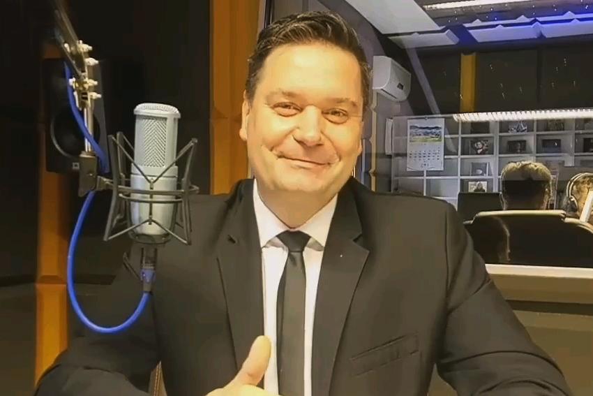06.08.2020 - Gościem Dnia Radia Nysa był Marek Rymarz