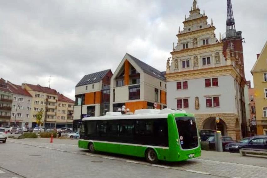 """Niedługo wyjadą nowe """"bus elektryki"""""""
