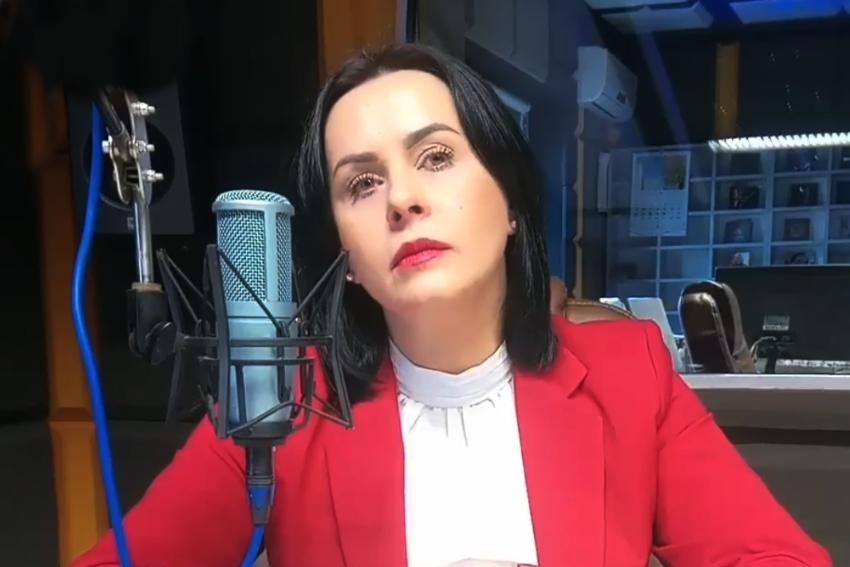 02.12.2020 - Gościem Dnia Radia Nysa była Joanna Burska