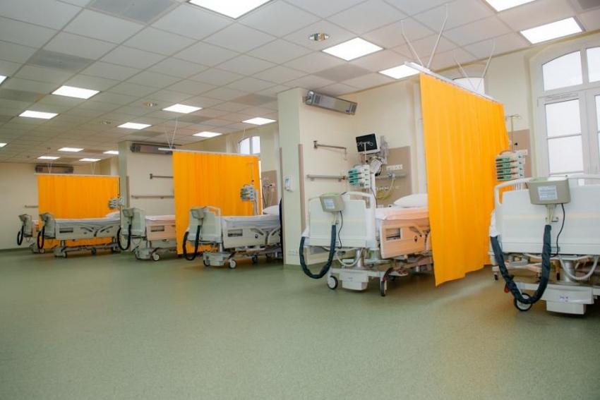 Od dzisiaj szpital w Nysie dysponuje drugim oddziałem intensywnej terapii