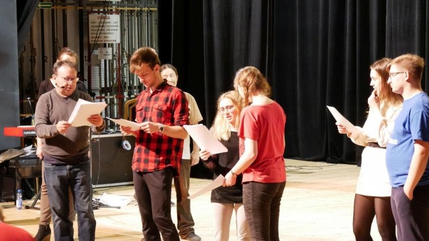Studenci PWSZ w Nysie przygotowali wyjątkowy spektakl