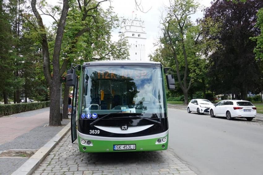 Dwa autobusy elektryczne niedługo trafią do Nysy