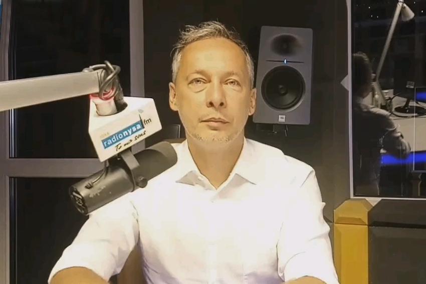 13.10.2020 - Gościem Dnia Radia Nysa był Piotr Wach