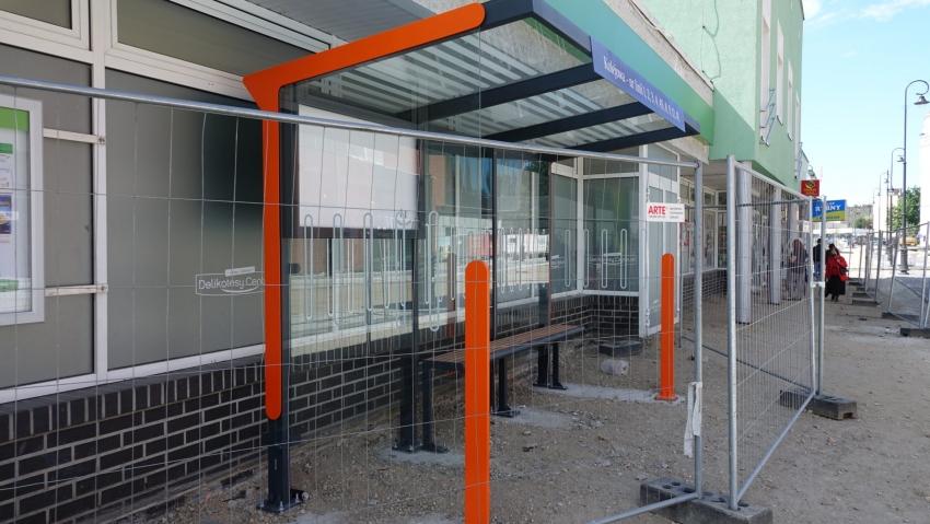 Na przystankach autobusowych w centrum Nysy pojawią się nowe wiaty