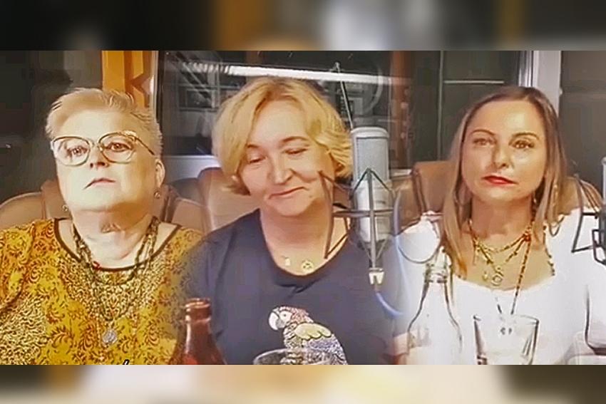 22.08.2020 - Gośćmi Śniadania w Radiu Nysa były: Teresa Lewandowska, Anna Michoń oraz Sylwia Wardakas