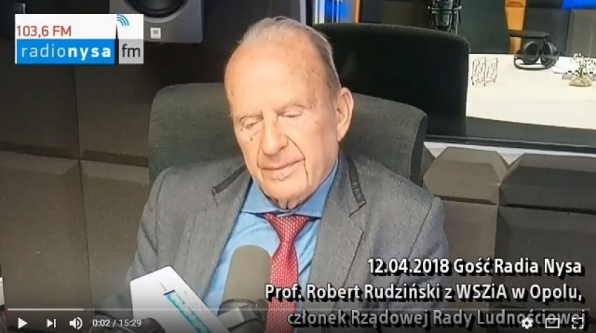 12.04.2018 Robert Rauziński