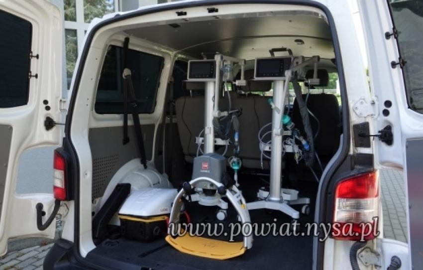Nowoczesny sprzęt trafił do szpitala w Nysie