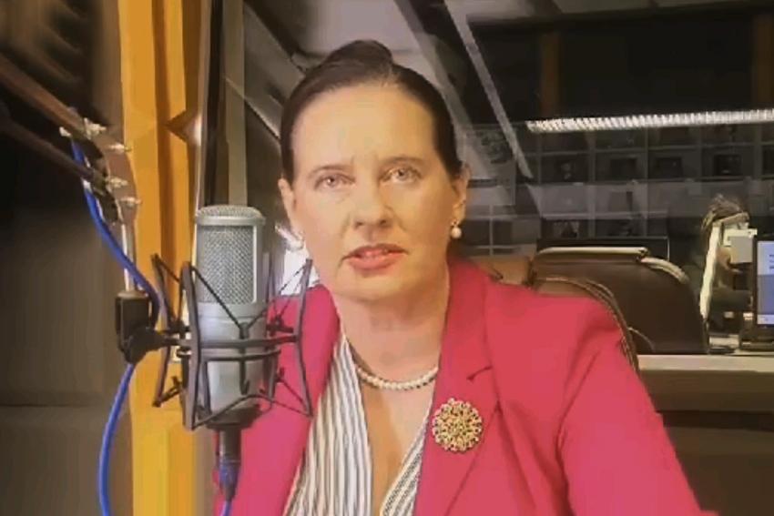 22.09.2020 - Gościem Dnia Radia Nysa była Violetta Porowska