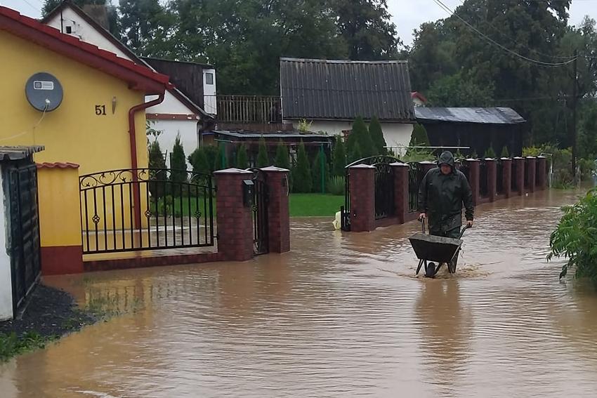Gmina oszacowała szkody powodzi