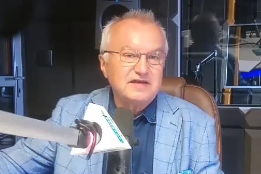 25.06.2021 - Gościem Dnia Radia Nysa był Bogusław Wierdak