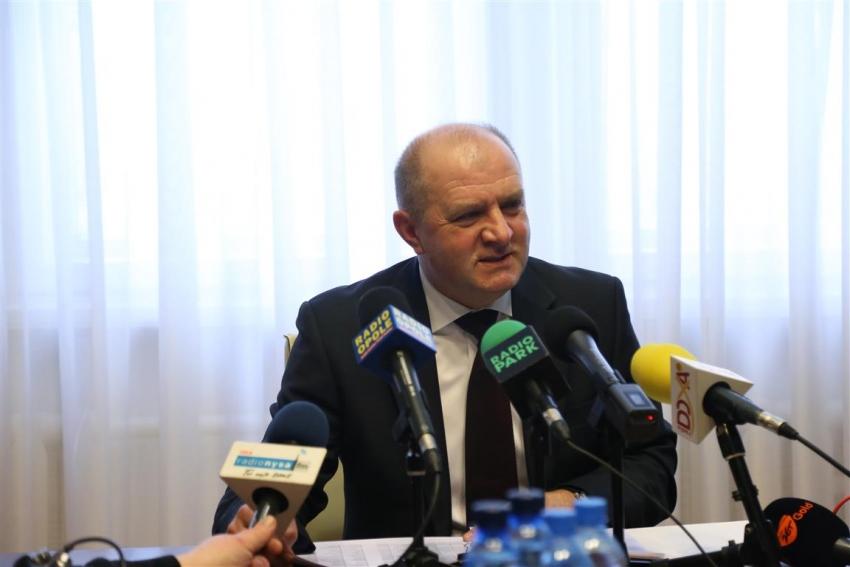 08.05.2020 - Gościem Dnia Radia Nysa był Andrzej Buła