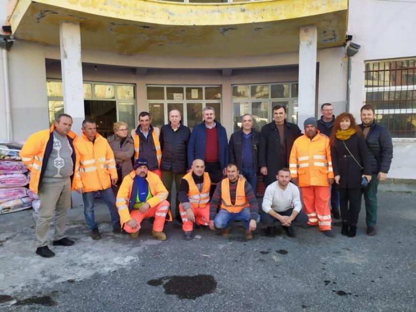Do Albanii trafiła pomoc materialna z Otmuchowa