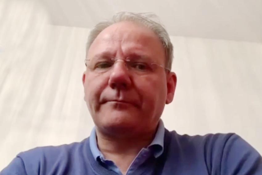 08.12.2020 - Gościem Dnia Radia Nysa był Jacek Protasiewicz
