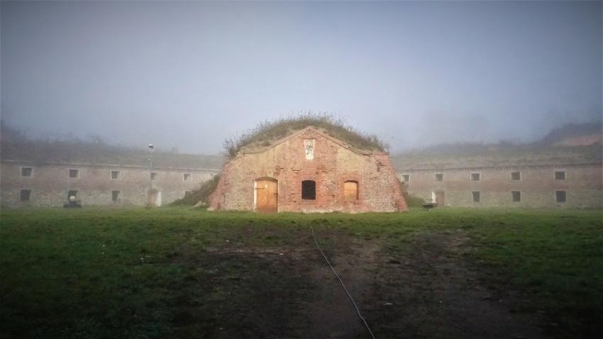 Zakończyła się budowa ścieżki przez Fort Prusy