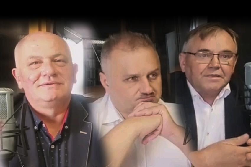 19.09.2020 - Gośćmi Śniadania w Radiu Nysa byli: Andrzej Kruczkiewicz, Daniel Palimąka oraz Antoni Konopka