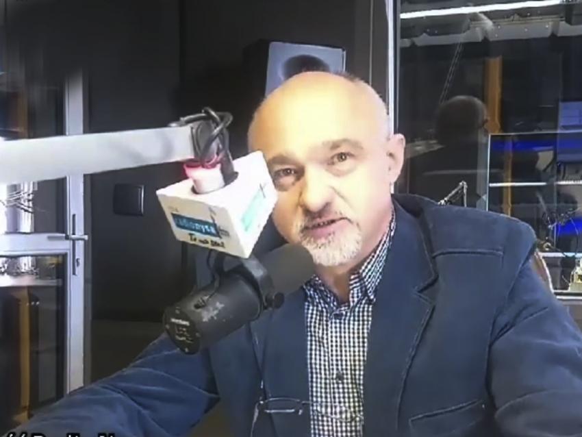 09.04.2021 - Gościem Dnia Radia Nysa był Antoni Ożóg
