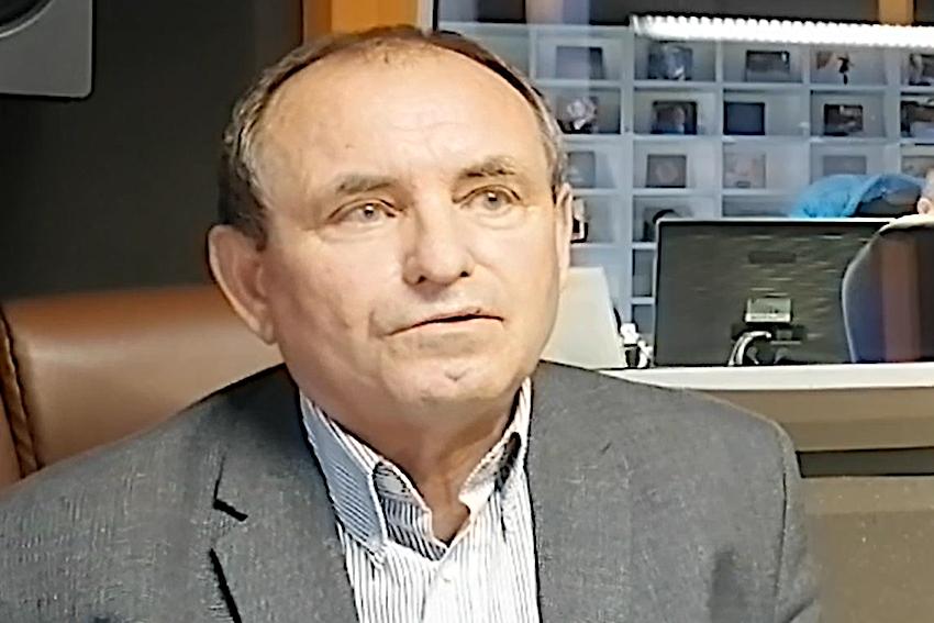 22.09.2021 - Gościem Radia Nysa był Zenon Ziubrzyński