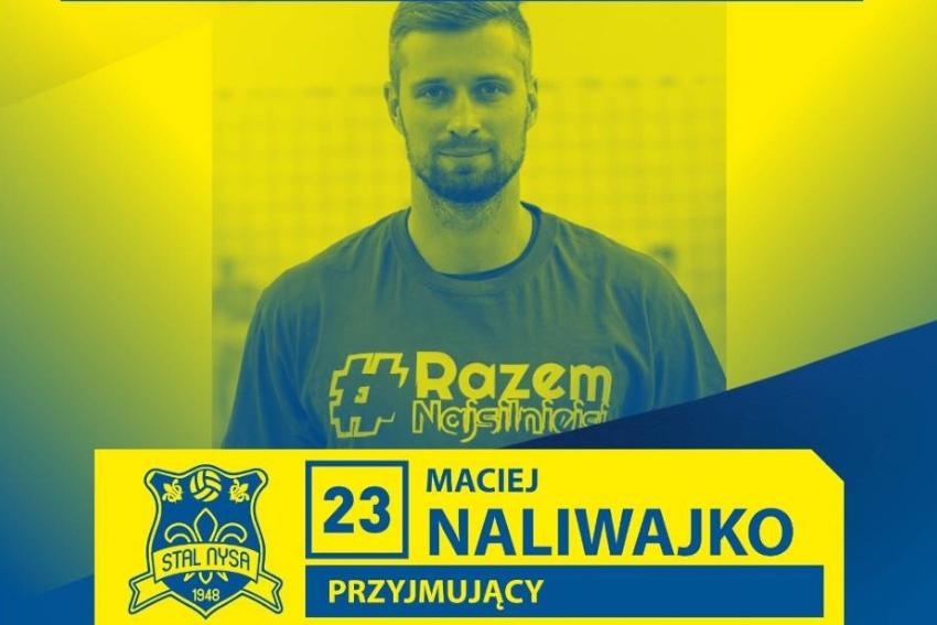 Naliwajko zastąpił Bartmana! Wypowiedź Prezesa klubu.