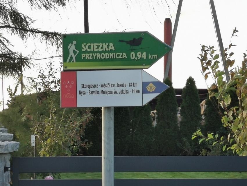 Gmina Nysa odnowiła szlaki turystyczne