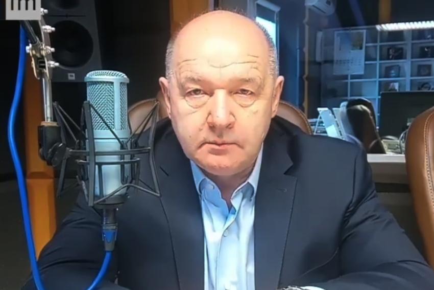01.12.2020 - Gościem Dnia Radia Nysa był Aleksander Walczak