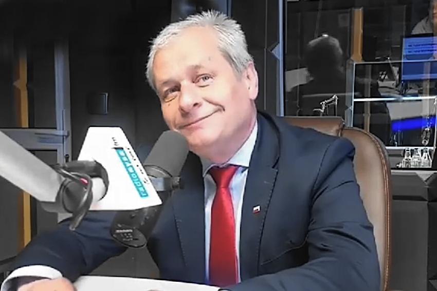 19.05.2021 - Gościem Radia Nysa był Sławomir Kłosowski