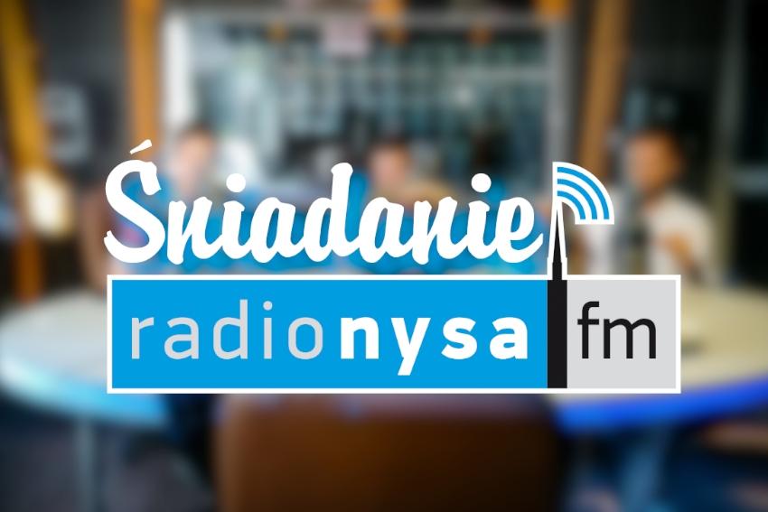 05.06.2021 - Gośćmi Śniadania Radia Nysa byli Jolanta Trytko, Piotr Tarapata oraz Tadeusz Dunat