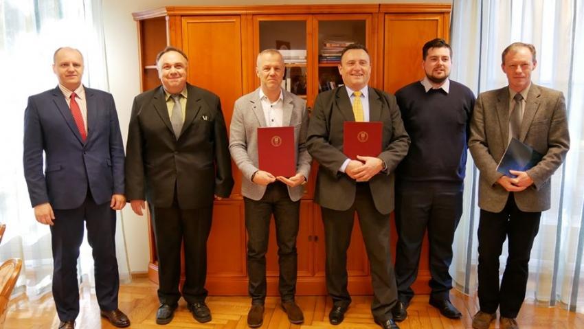 PWSZ w Nysie nawiązała współpracę z kolejną zagraniczną firmą