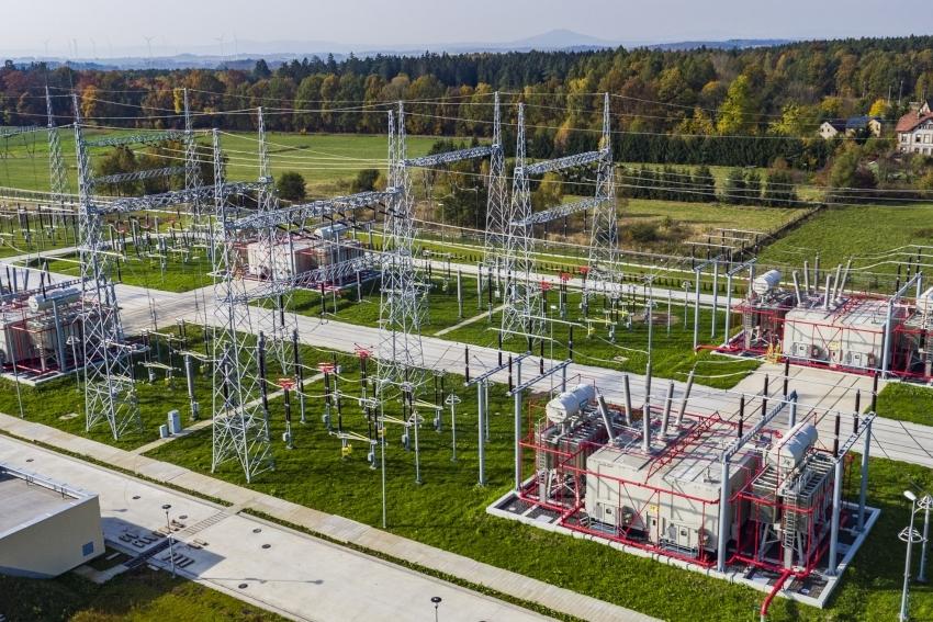 Rozpoczęła się budowa stacji elektroenergetycznej!