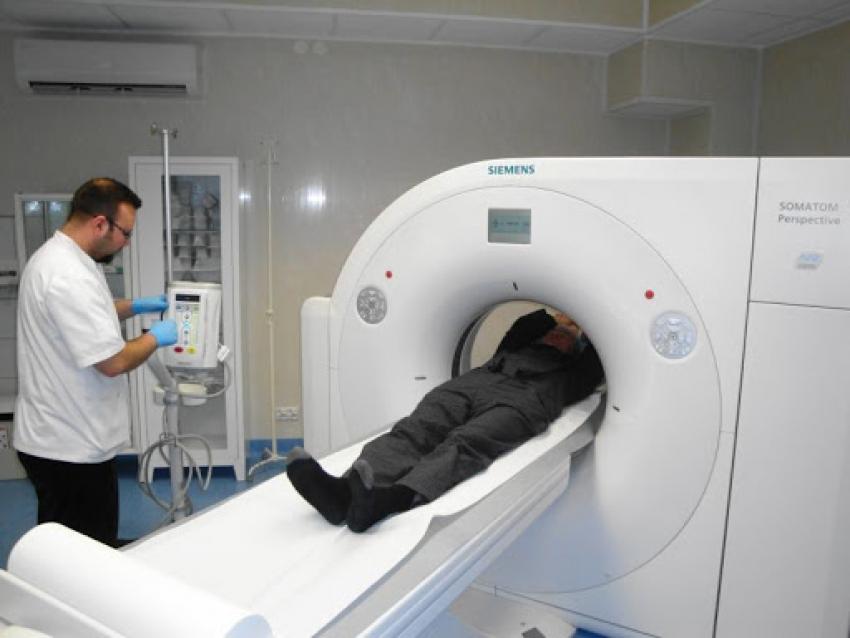 W tym miesiącu szpital w Nysie otrzyma nowy tomograf