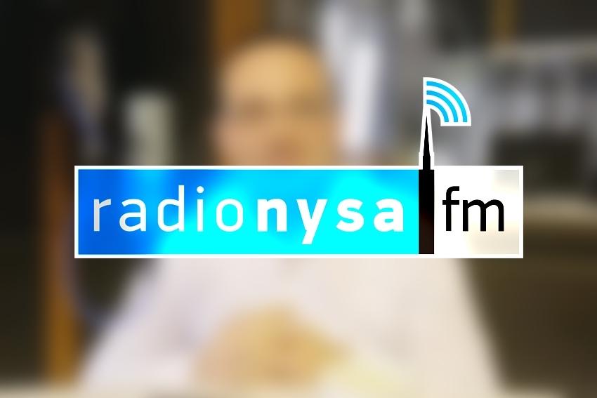 20.11.2020 - Gościem Dnia Radia Nysa był Paweł Nakonieczny
