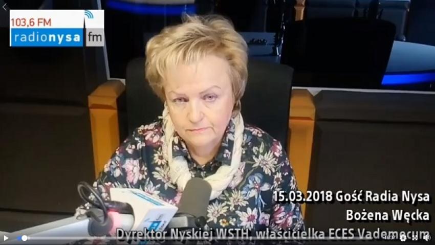 15.03.2018 - Bożena Węcka