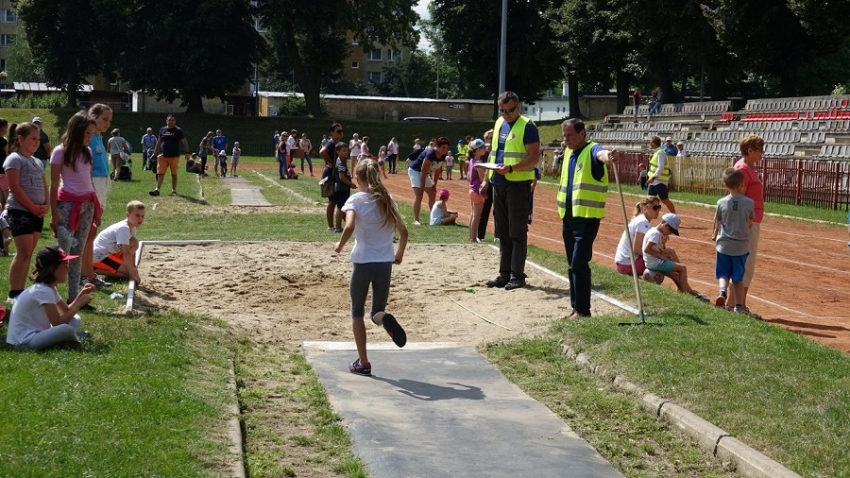 Startują cotygodniowe zmagania sportowe dla najmłodszych