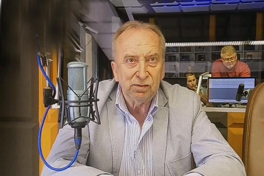 28.01.2021 - Gościem Dnia Radia Nysa był Jan Woźniak