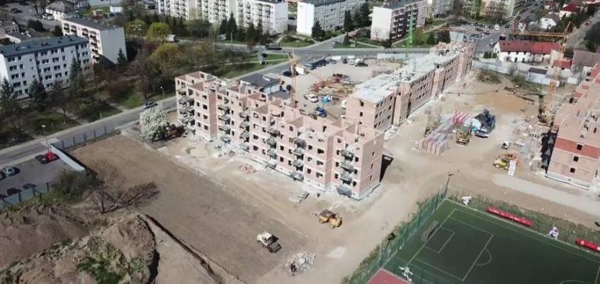Niedługo znane będą kryteria przyznawania lokali na osiedlu Mieszkanie Plus