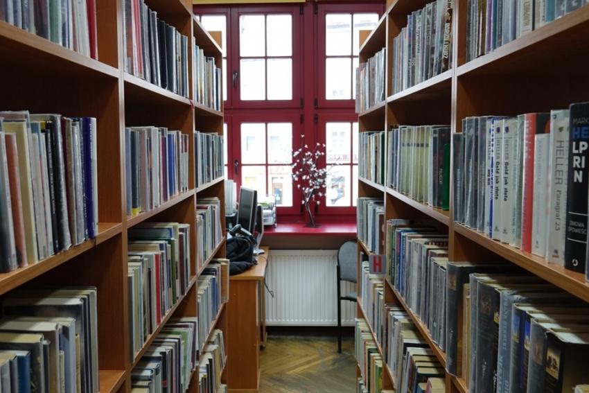 Nowe formy pracy z czytelnikami