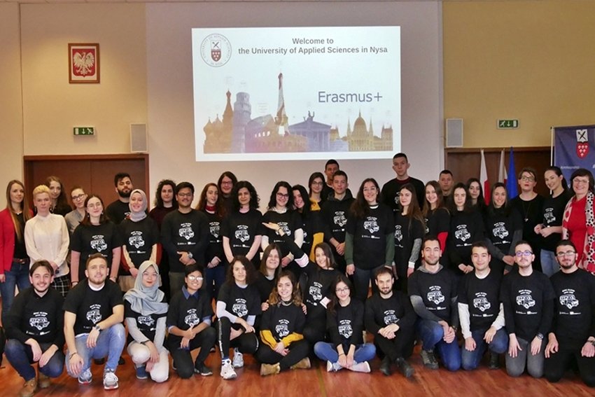 Erasmus Staff Training Week