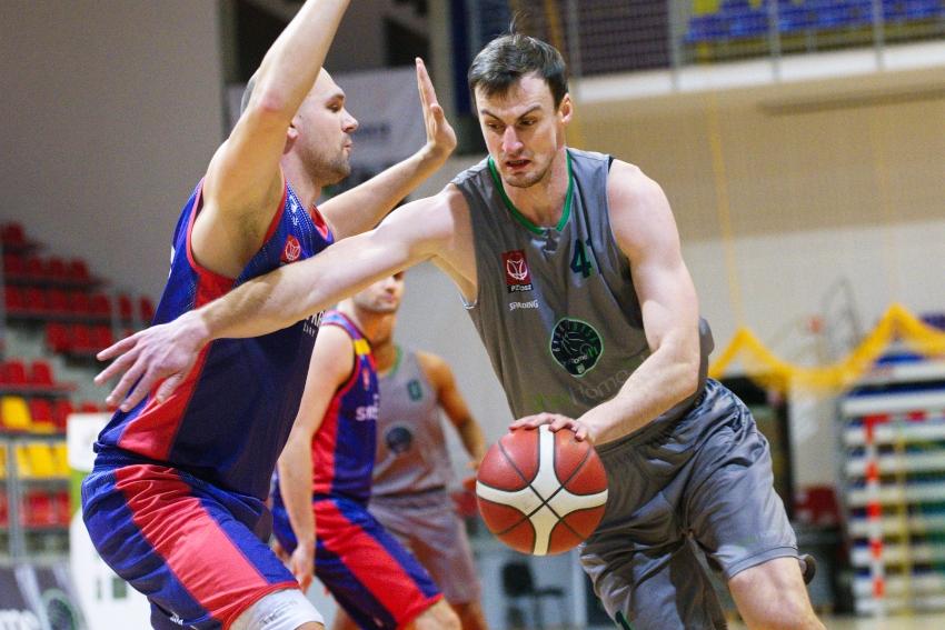 Trwa budowa składu Basketu Nysa