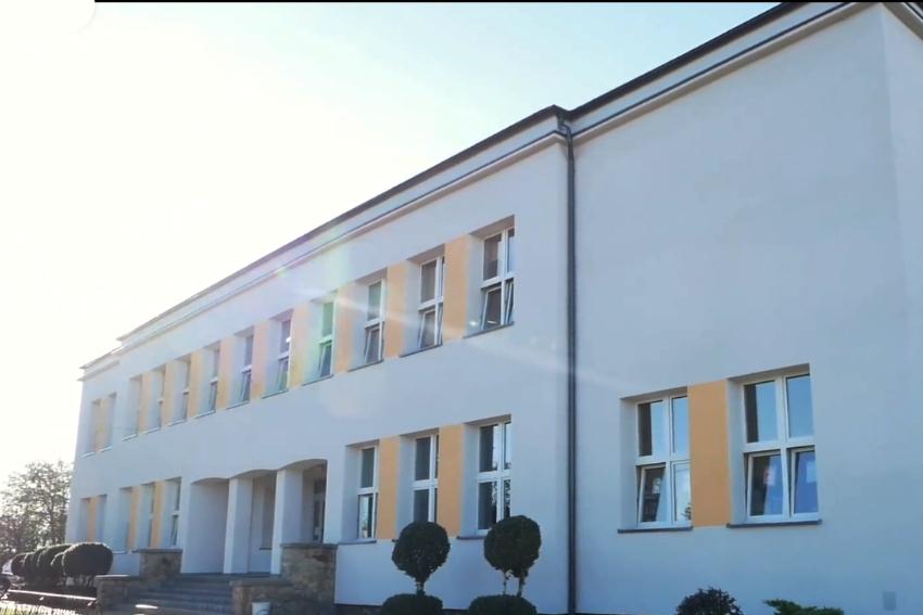 Koniec termomodernizacji szkoły w Kałkowie