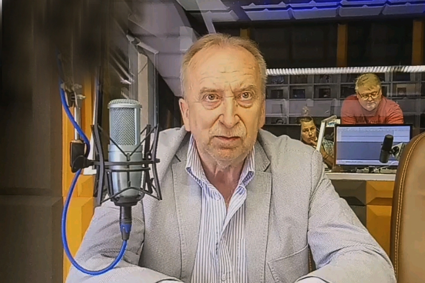 12.08.2020 - Gość Dnia Radia Nysa był Jan Woźniak