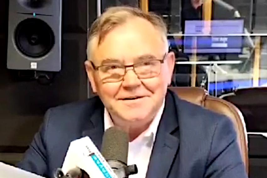 13.08.2021 - Gościem Dnia Radia Nysa był Antoni Konopka