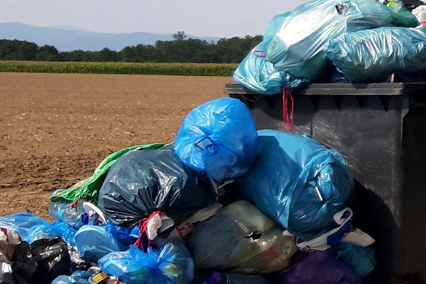 Podwyżka opłat za wywóz śmieci!