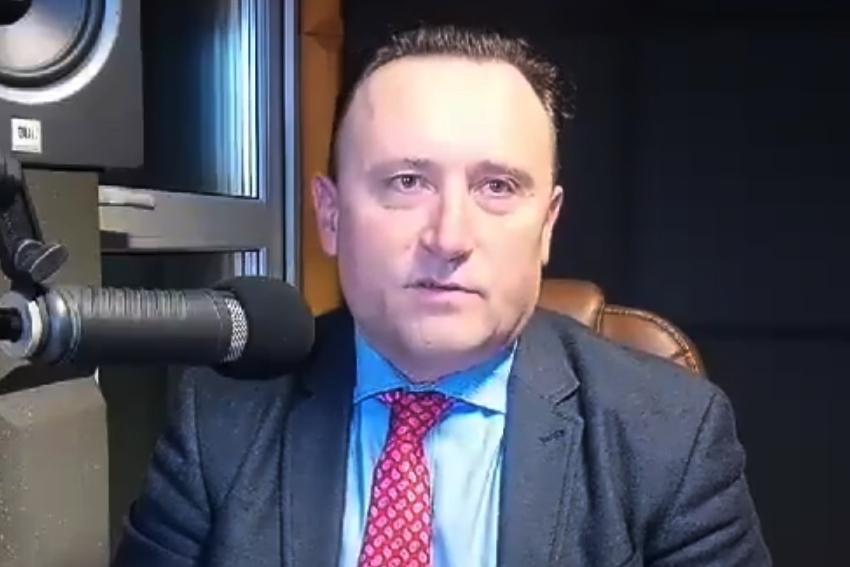 21.01.2021 - Gościem Dnia Radia Nysa był Przemysław Malinowski