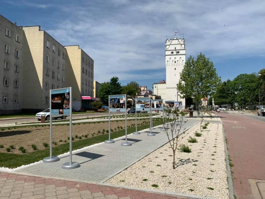 Zakończyła się rewitalizacja placu Jana Pawła II