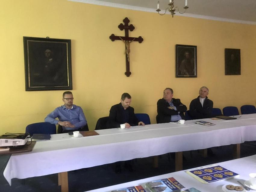 W Nysie odbyło się spotkanie dotyczące drogi św. Jakuba
