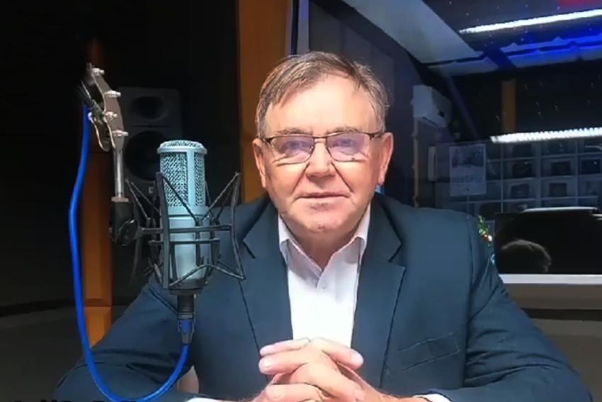 30.12.2020 - Gościem Radia Nysa był Antoni Konopka