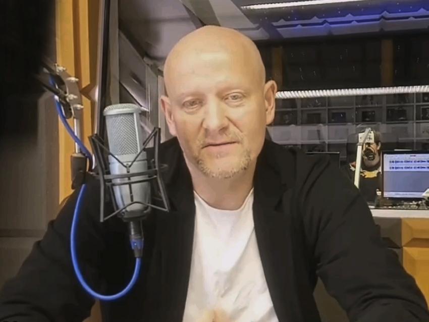 11.09.2020 - Gościem Dnia Radia Nysa był Adam Kurek