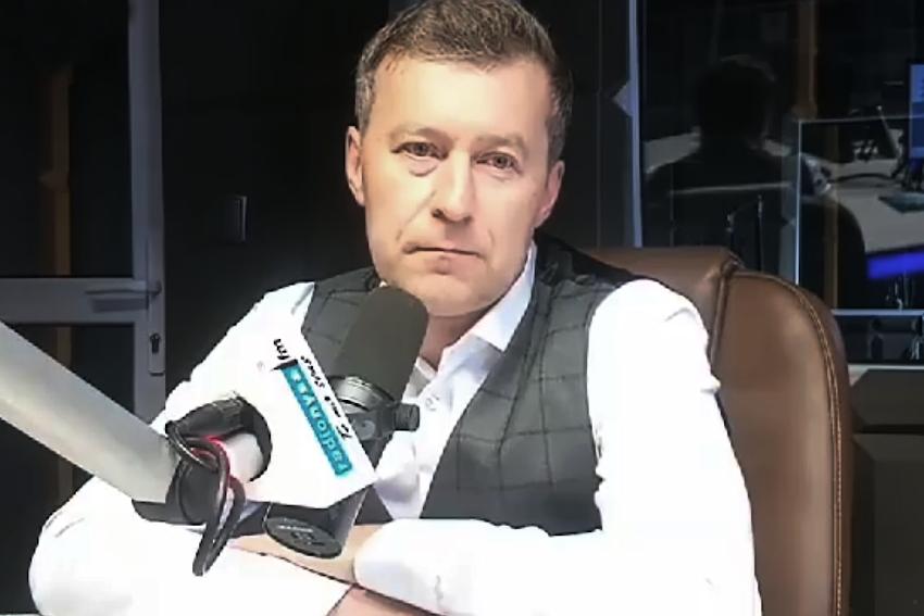 19.05.2021 - Gościem Dnia Radia Nysa był Maciej Kwit