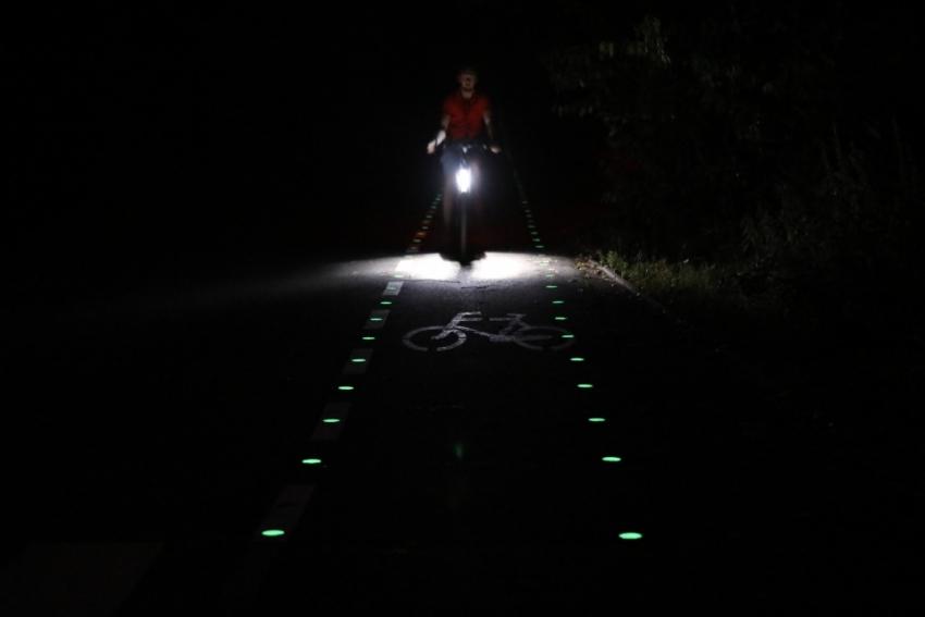 W Prudniku powstała wyjątkowa ścieżka rowerowa