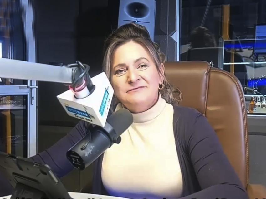 08.04.2021 - Gościem Dnia Radia była Katarzyna Czochara